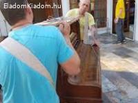 KÖLTÖZTETÉS BUDAPEST-LOMTALANÍTÁS BUDAPEST-ZONGORASZÁLLÍTÁS